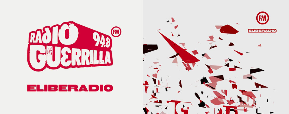 radio guerrilla - logo & others