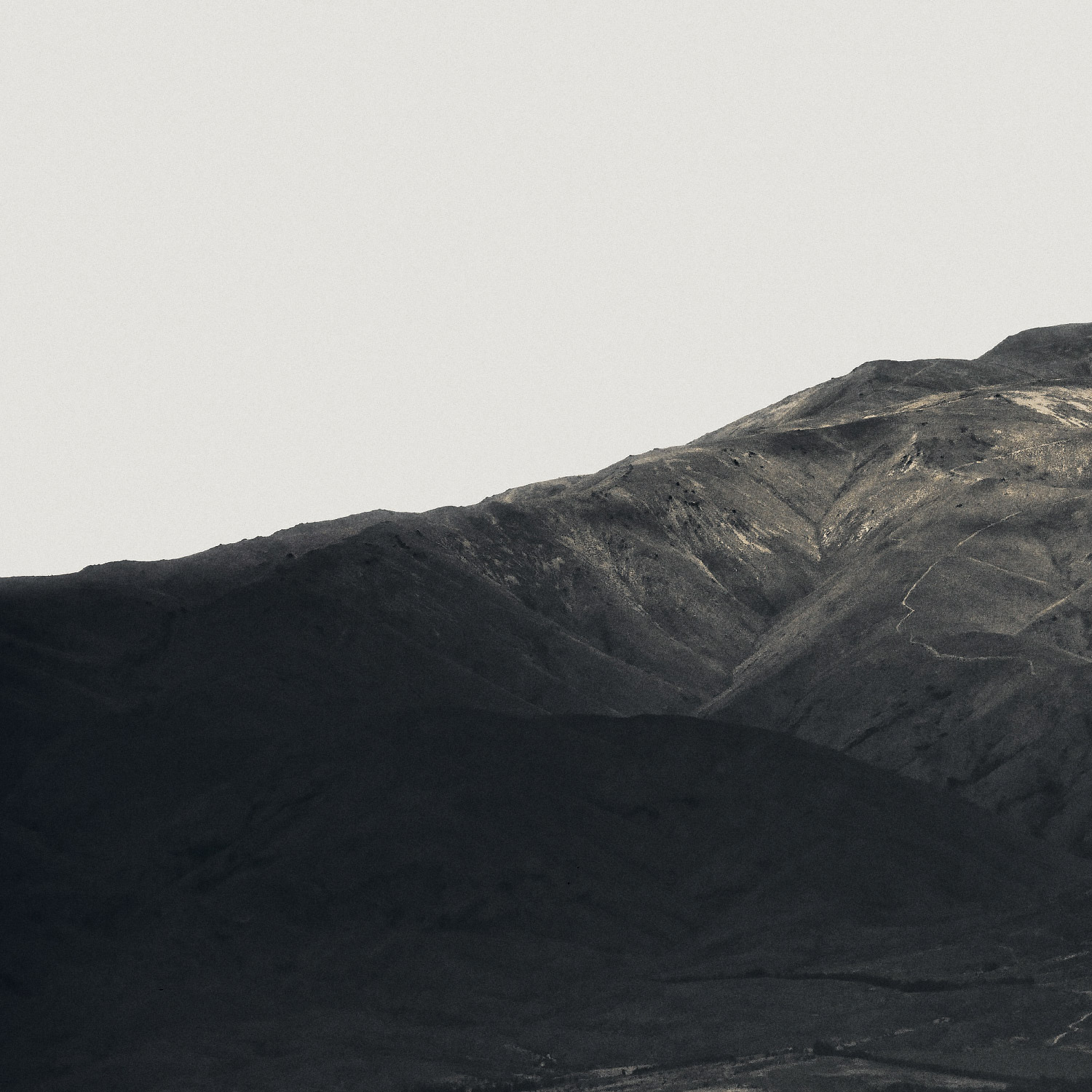 solely mountains #1/2 (detail)